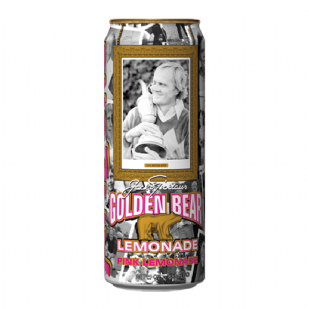AriZona Golden Bear Pink Lemonade 23oz (680ml) (US)